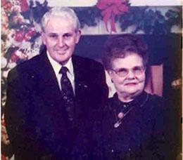 Allan and Wanda McCabe