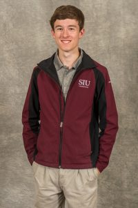 SIU Scholarship Recipient Luke Shaffer