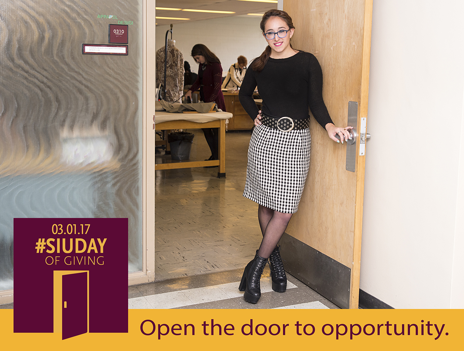Siu Day Of Giving Open The Door To Opportunity At Siu College Of Applied Sciences And Arts Siu Foundation Blog