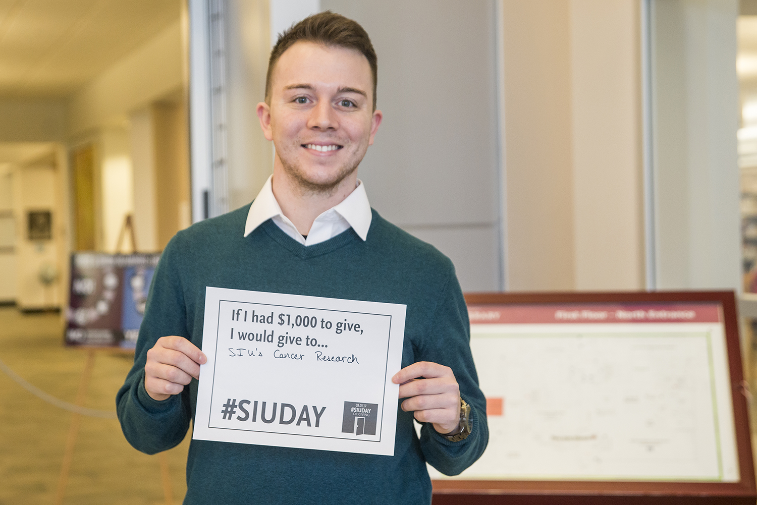 SIU Day of Giving – Open the door to opportunity at SIU School of Medicine