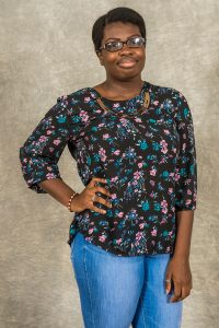 SIU Scholarship Recipient Stella Uzoewulu