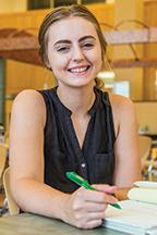 Kaegan Mestel - Bertrand Scholar