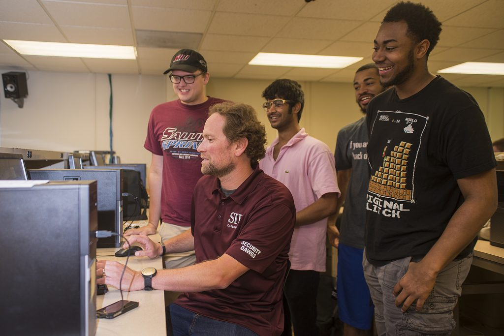 SIU Cyber Security Dawgs
