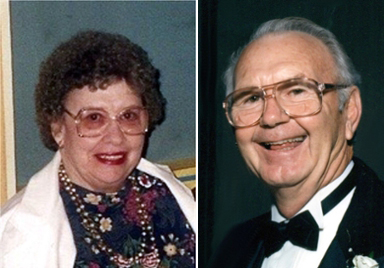 James B. and Rosemary Samuel Childress