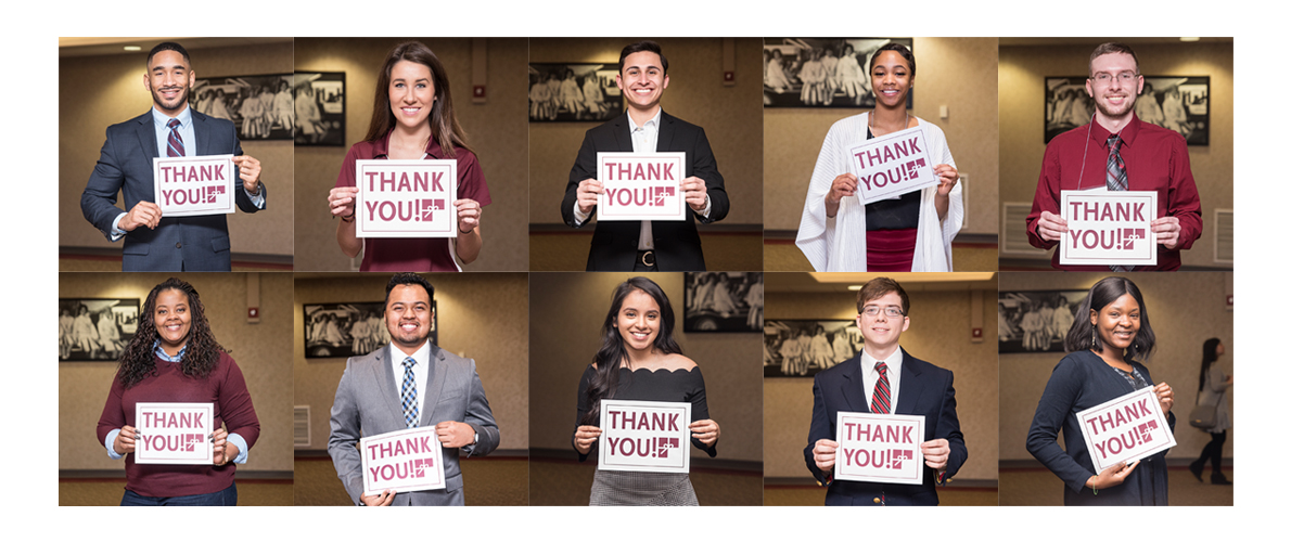 2018 SIU Day of Giving Thank You