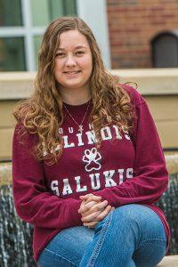 Rachel Bolerjack - SIU Bertrand Scholar