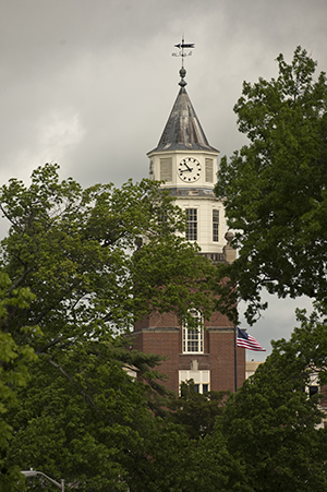 SIU Pulliam Clocktower