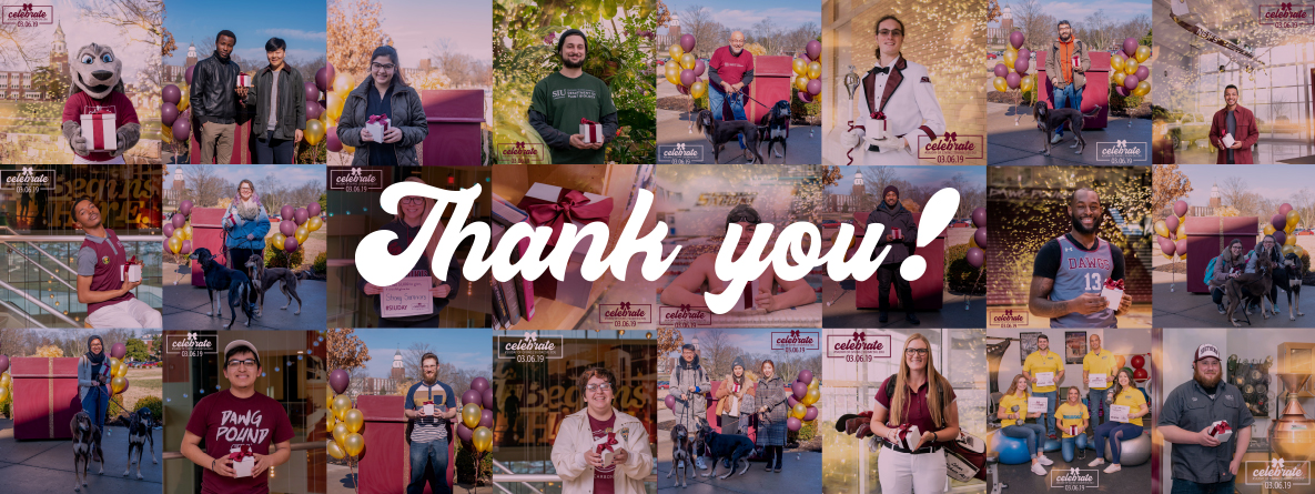 SIU Day of Giving Thank You