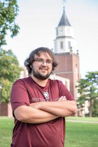 SIU Scholarship Recipient Max Goins