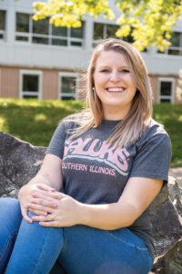 150 Stories of Philanthropy: SIU Scholarship Recipient Melina Launay