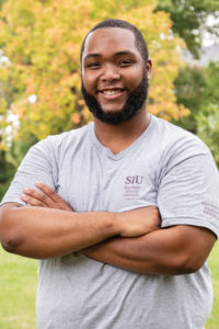 150 Stories of Philanthropy: SIU Scholarship Recipient Nicholas Oglesby